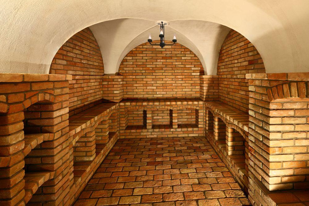 Weinkeller gewölbe bauen  Referenzen / Projekte- vom Profi